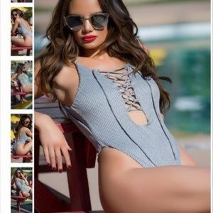 Yandy one piece bathing suit